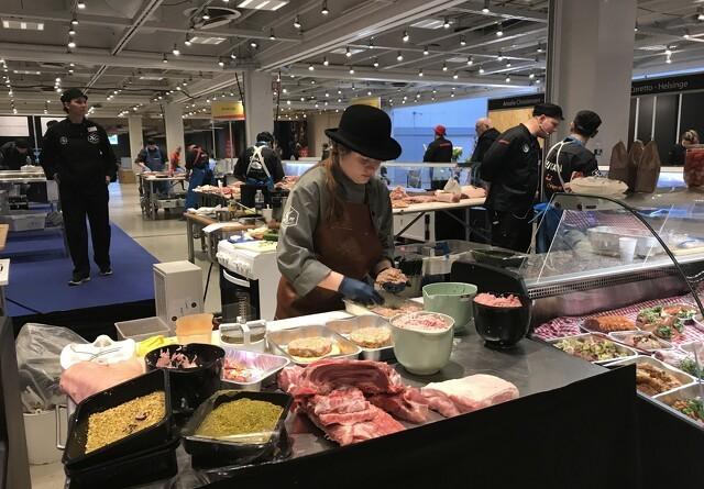 Fødevareuddannelser på talentjagt til DM i Skills