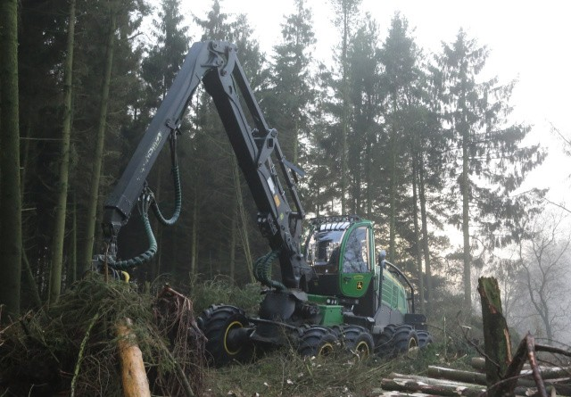 Tilgang hos Dansk Skoventreprenør