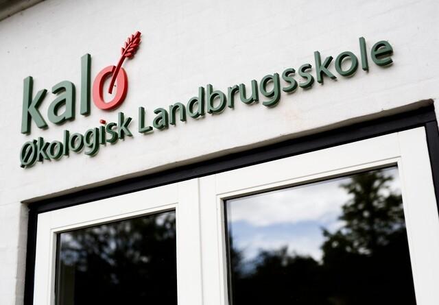 Kalø Økologisk Landbrugsskole holder åbent hus