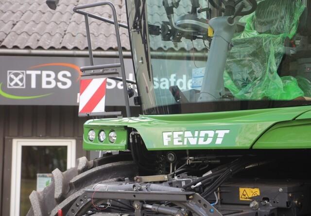TBS Maskinpower med Fendt fra Skagen til Kongeåen