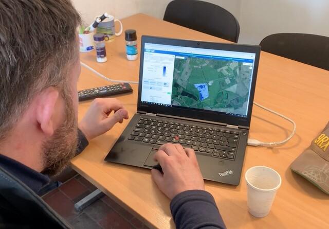 Digitale teknologier til fremtidens planteproduktion