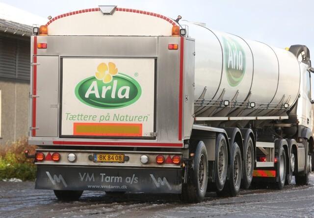 Dansk Arla-mælk bliver GMO-frit