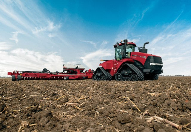 Case IH introducerer ny AFS Connect Steiger