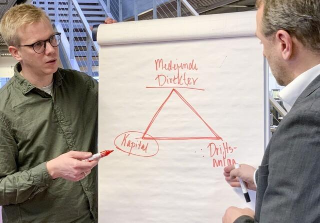 Ny forretningsmodel udvikler de danske svinebrug