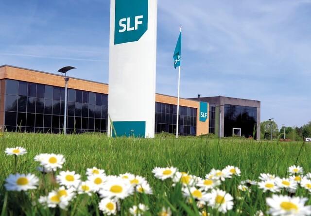 SLF lander overskud på 3,4 millioner