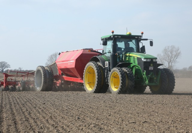 40 millioner til klimavenligt landbrug