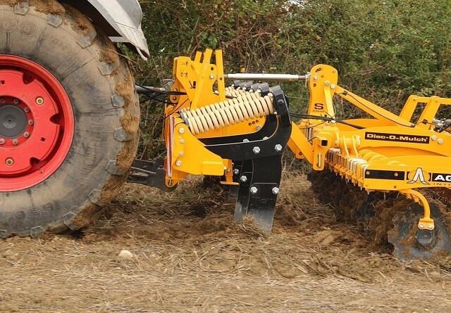 Fransk jordbearbejdning på vej til Danmark