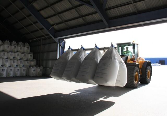 Seges maner til besindighed: Grovvareforsyning kører, som den skal