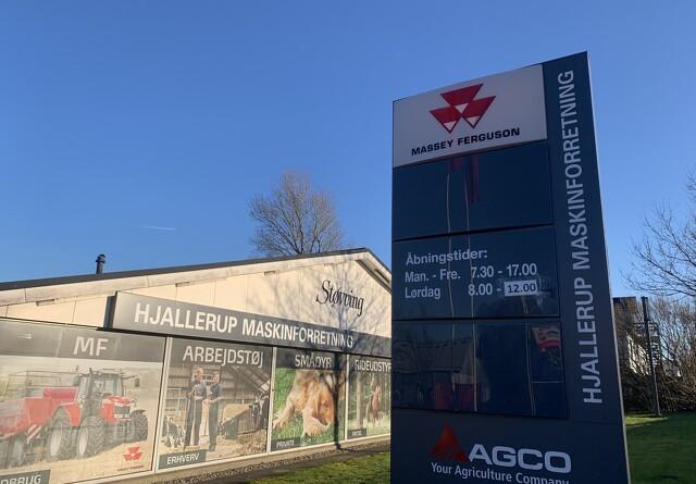 Fortsat lukket i Hjallerup