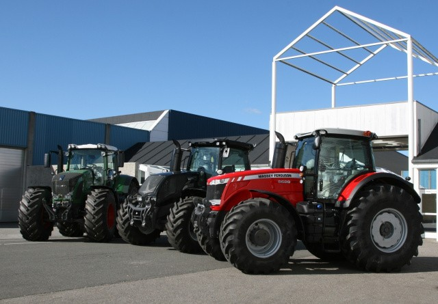 Covid-19: Agco-Massey Ferguson indstiller produktionen