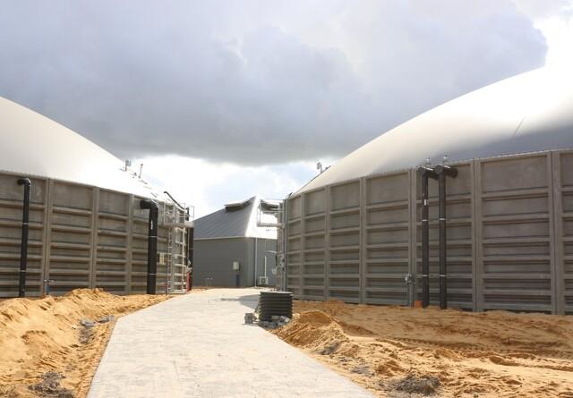 Restprodukt fra biogas kan bruges som fosforgødning