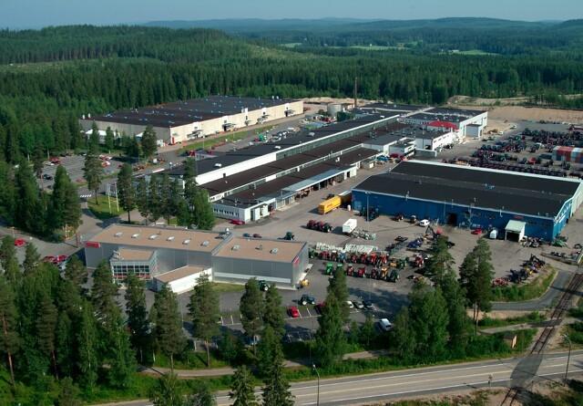 Valtra-fabrik stopper produktion midlertidigt