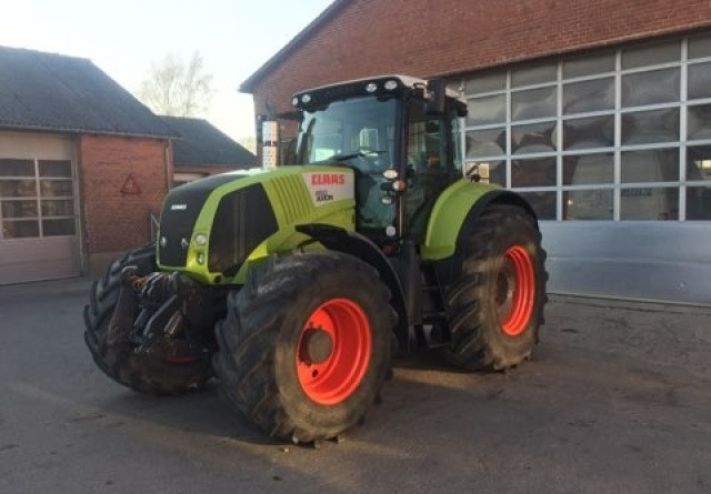 PowerFocus: Den første rigtige Claas traktor