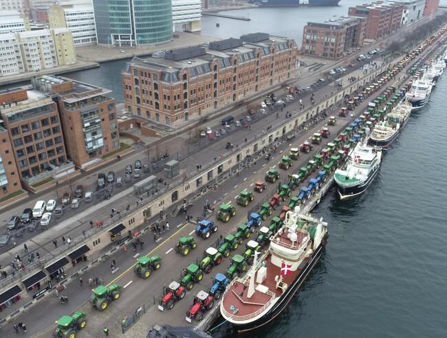 Muligt efterspil om forsøg på kørselsforbud til traktordemonstration