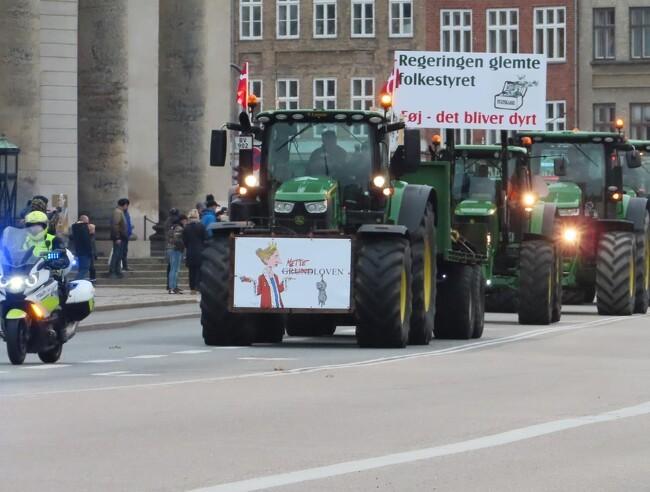 Oprør fra Landet bag ny demonstration i København