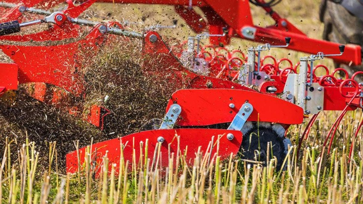 Ny harve-tendens på Agritechnica