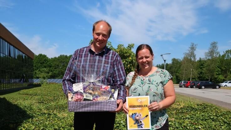 Gubi I/S fik årets bedste dækningsbidrag i den syddanske kvægnøgle