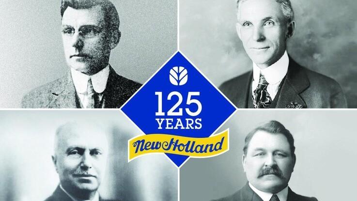 125 år med New Holland