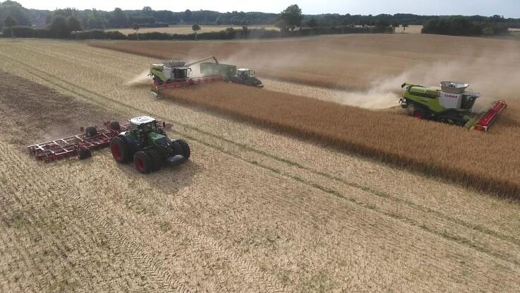 Agro-Alliancen og Brahetrolleborg gods indgår driftsaftale