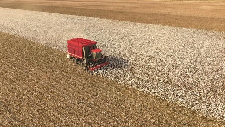 CNH skal levere 360 enheder til ét landbrug