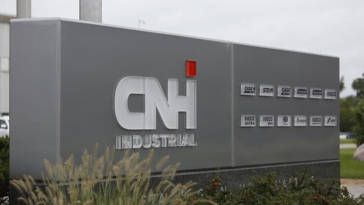 CNH Industrial i Corona-tilbagegang