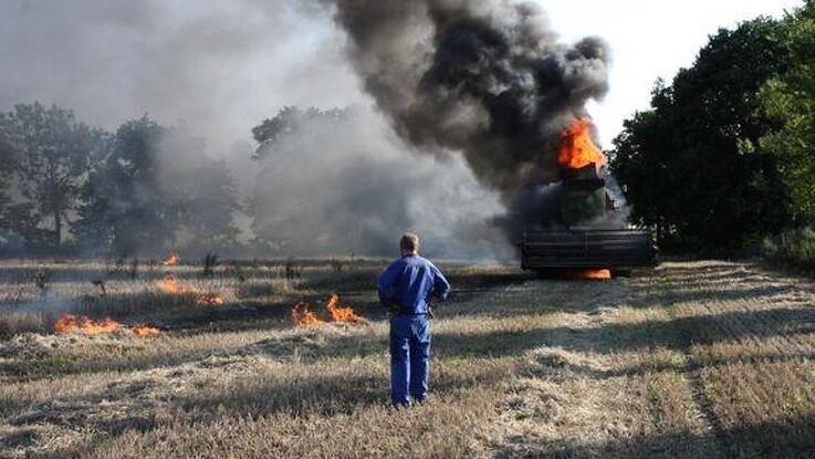Topdanmark: Stadig risiko for brand i mejetærskere