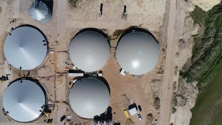 Dansk selskab foretager første investering i dansk biogasanlæg