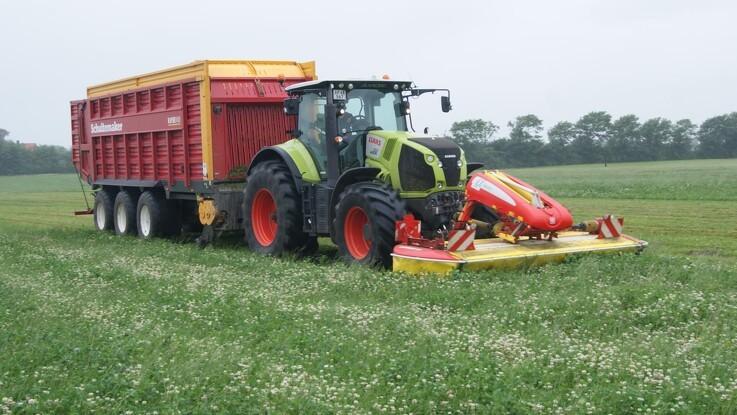 Test af høstteknikker kan bane vejen til fremstillingen af godt græsprotein