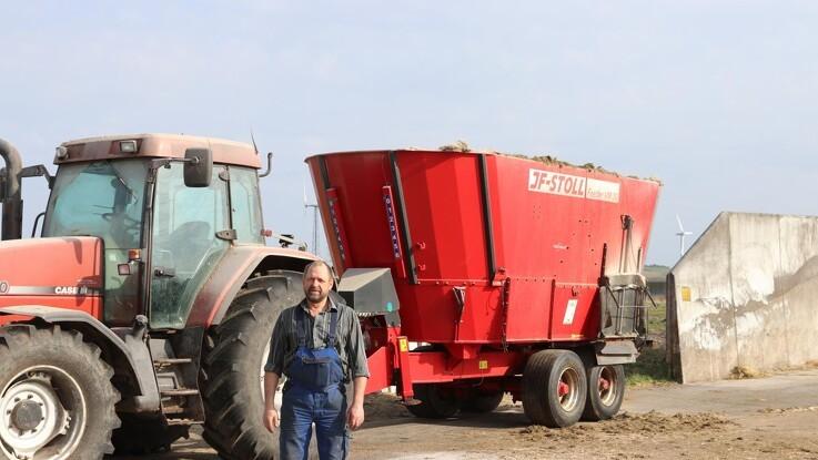 Fra fuldautomatisk fodring til analog fuldfodervogn
