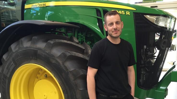 Efter flytning fra Mejlby til Himmerland: Semler Agro i Himmerland har fået en god start