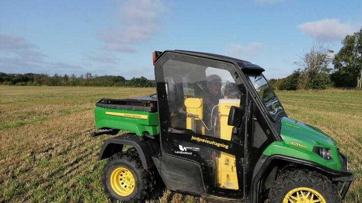 LandboNord: Sådan undgår du fejlgødskning af dine marker