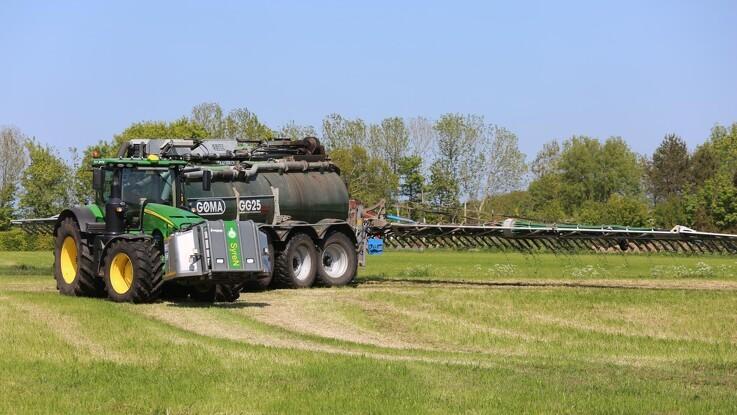 SyreN indgår samarbejde med stor tysk gylleproducent