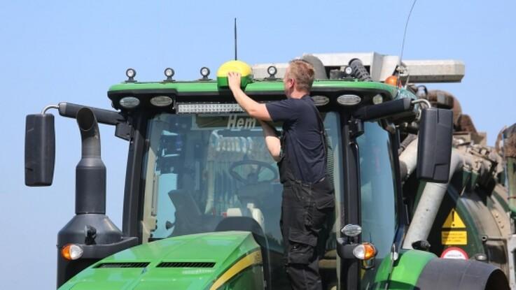 Frekvensopdatering gør alle GPS-antenner ubrugelige