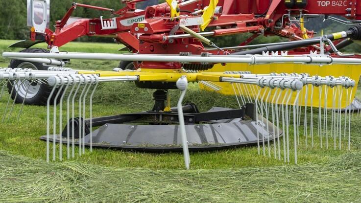 Rivehjul erstattes af slæbesko