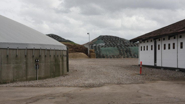 Husdyrgødning kan bliver pålagt afgifter som fossil, gas og kul