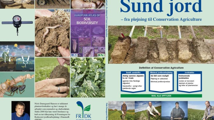 Bog samler viden om Conservation Agriculture