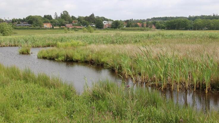 Stort potentiale i nye måleværktøjer til vandløb