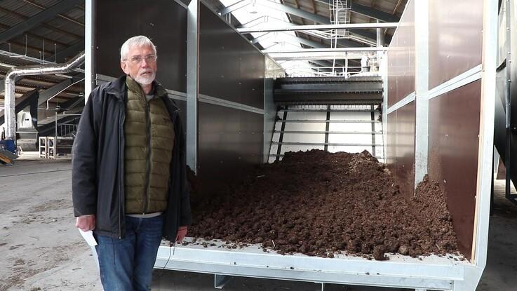 Magasin til kvægfoder bruges i biomassesektoren