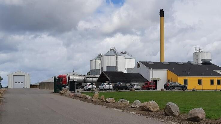 374 husstande får mere bæredygtig varme fra biogas