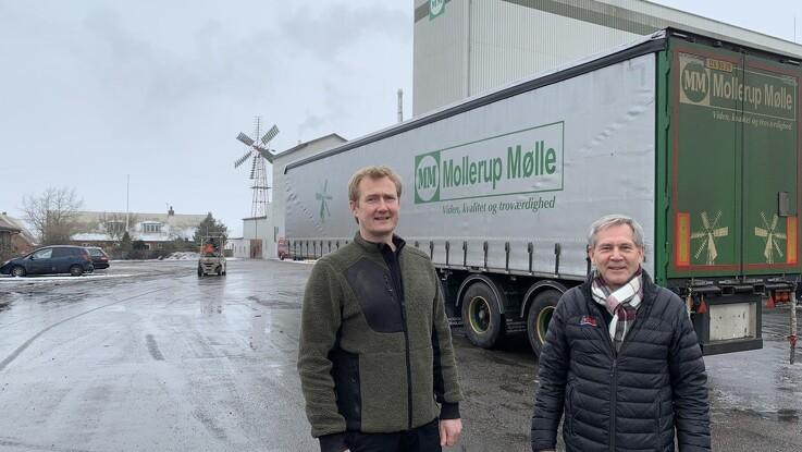 Nordjysk samarbejde henter specialfoder til grise i England