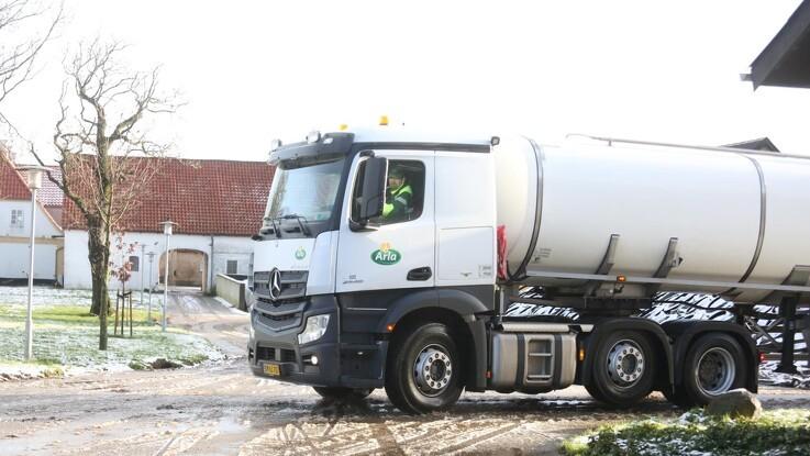Eksplosionsfare ved Arlas anlæg i Vimmerby