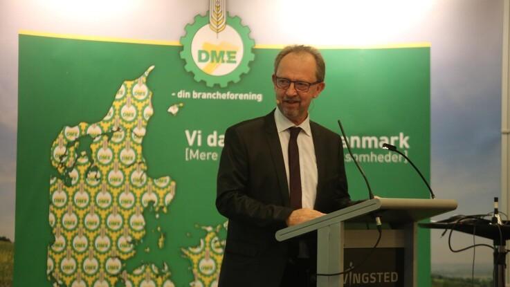 DM&E Agro har haft fokus på færdsel og forsuring af husdyrgødning i 2020