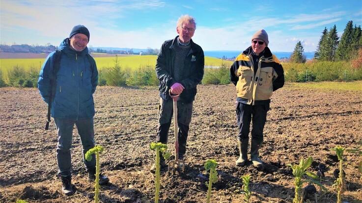 Landboforening står bag nyt fælleshaveprojekt på Djursland