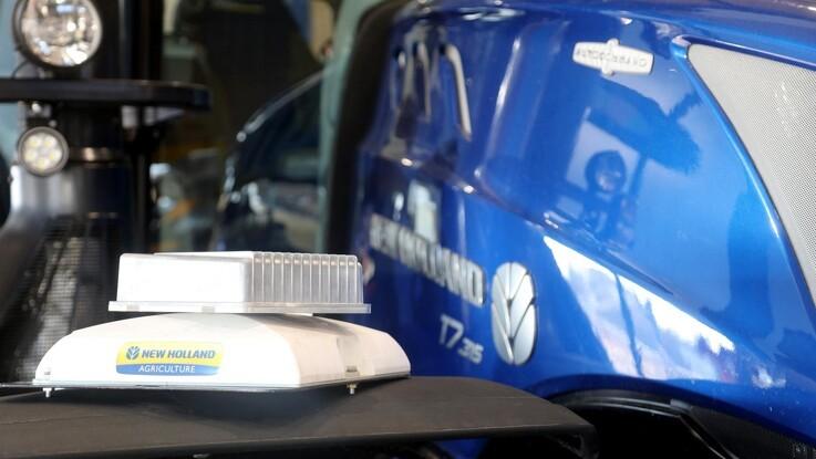 GPS-tyveri til trods for tyveri-sikring med alarmer hos Thingstrup