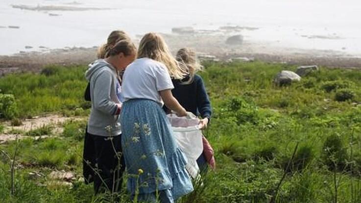 Brug mobiltelefonen til undervisning i naturen