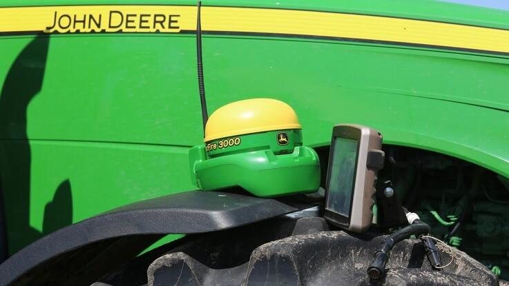 GPS-tyveri fra Sjælland og Fyn