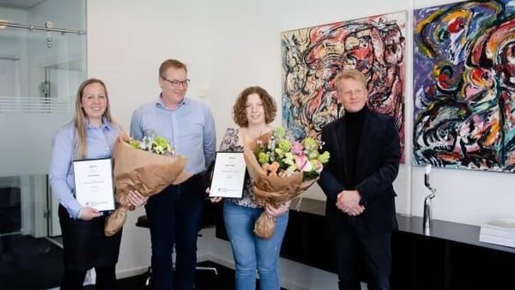 Danish Agro vinder pris som årets Aarhus praktiksted
