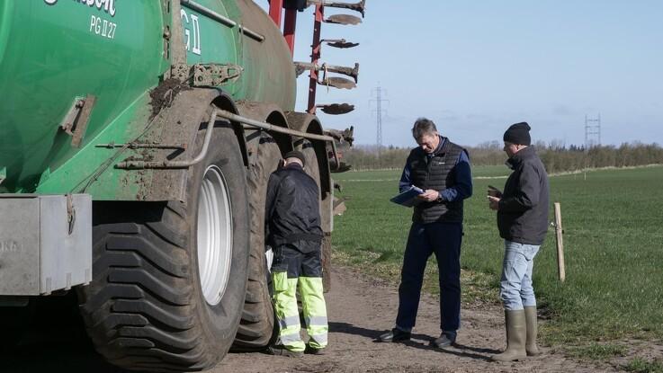 Nyt dækforsøg skal kortlægge effekten af VF-dæk