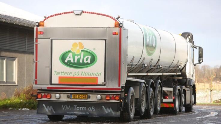 Arla vil købe grøn strøm af landmændene