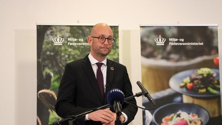 Minister skal i samråd efter kritik af Landbrugsstyrelsen